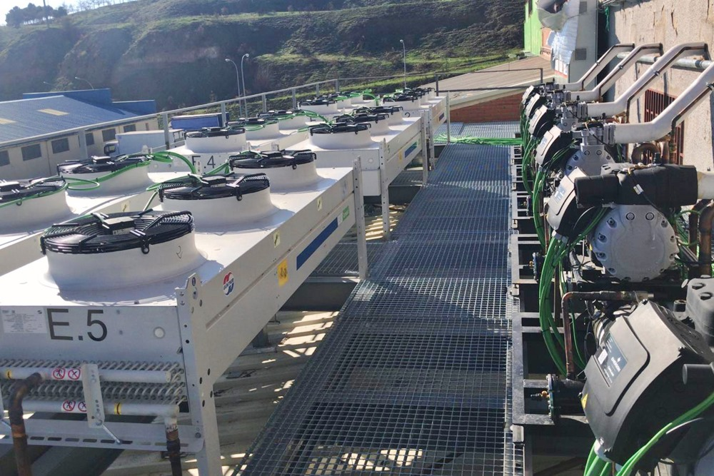 zunix refrigeracion industrial climatizacion tomelloso