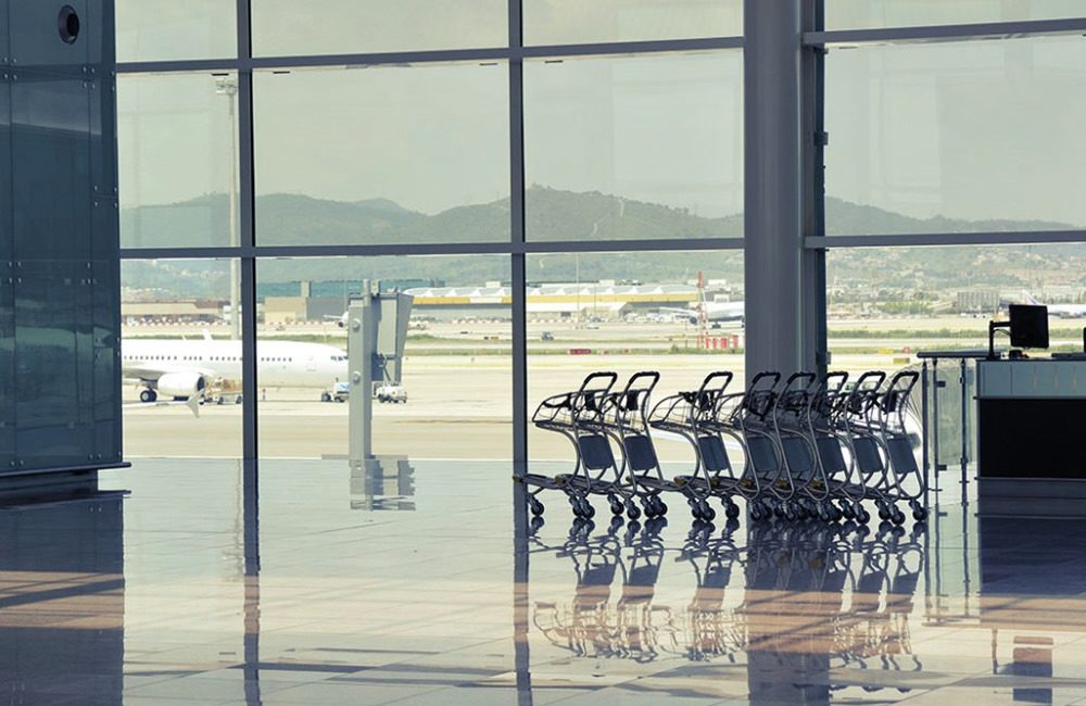 Aeropuerto prat zunix