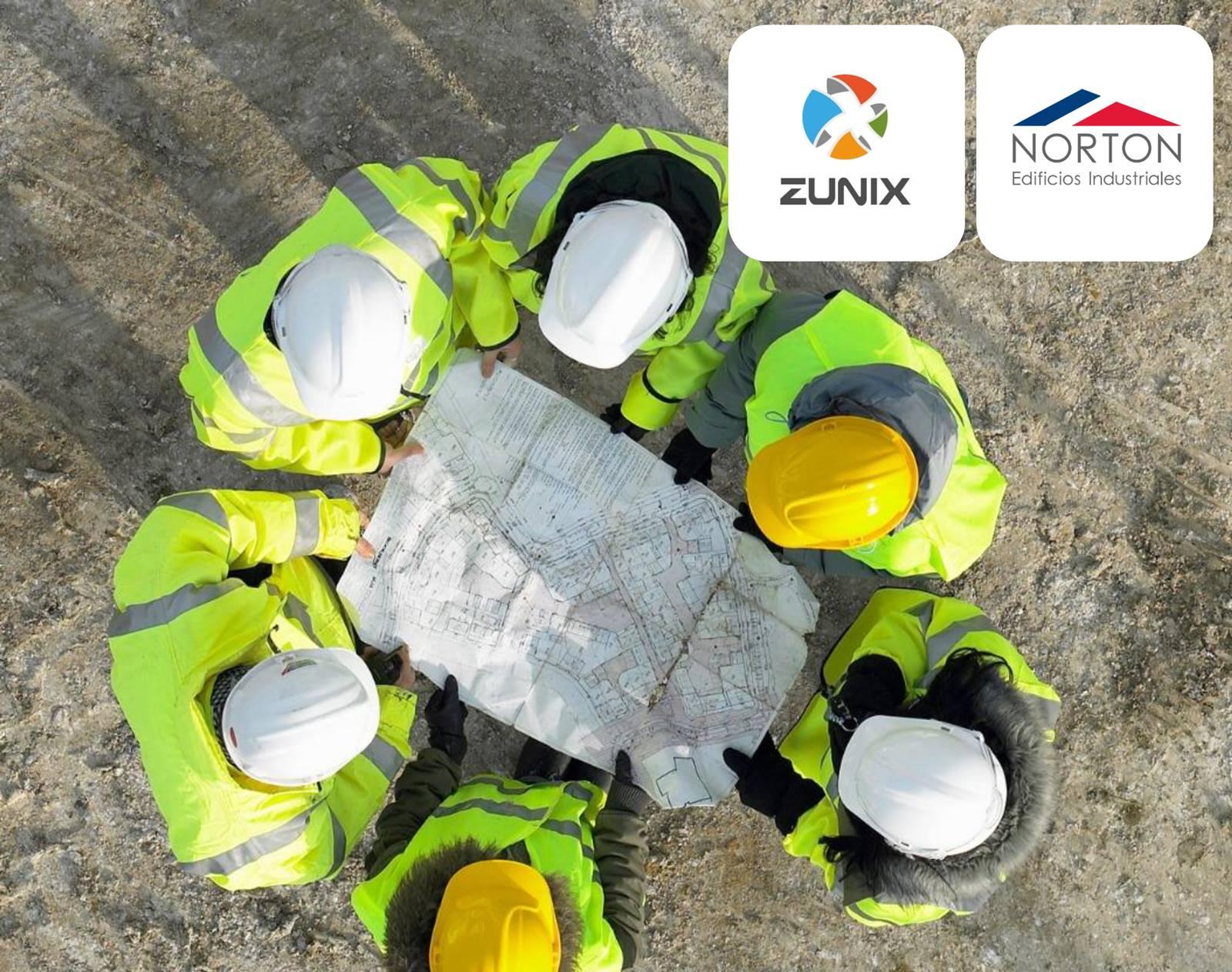 zunix refrigeracion norton edificios industriales